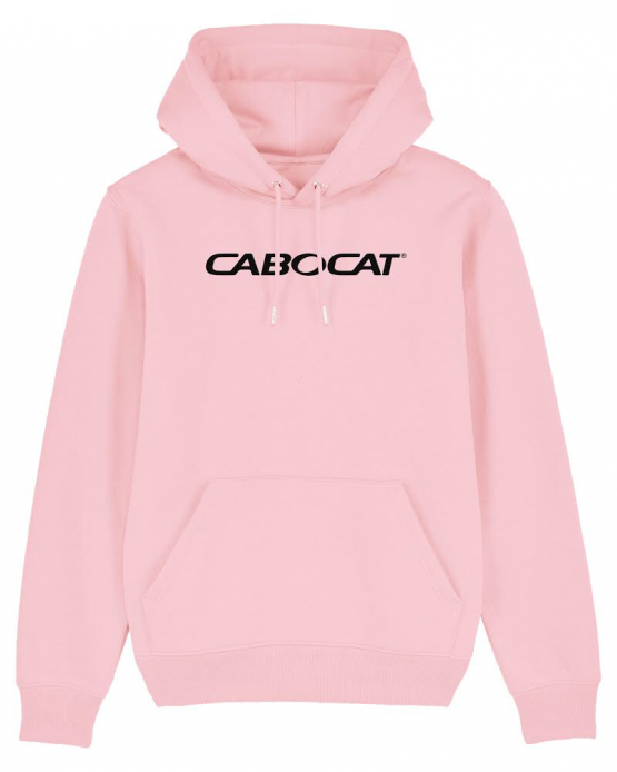 HOODIE SUDADERA CAPUCHA SPORT CABO CAT SPORT ROSA