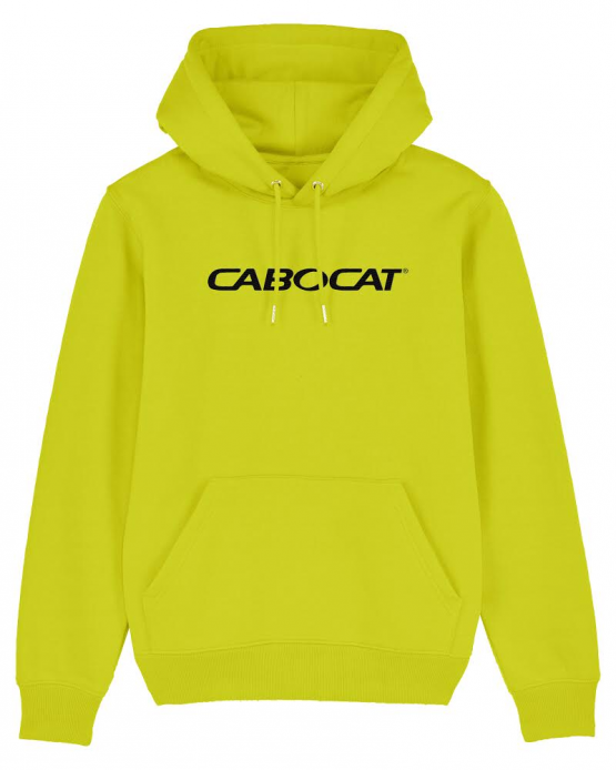 HOODIE SUDADERA CAPUCHA SPORT CABO CAT VERDE LIMON SPORT